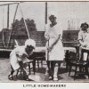 Little home-makers (St. Martha&#039;s House). Image provided by Historical Society of Pennsylvania