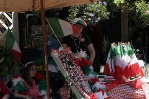 Italian Market Festival. Image provided by Maria Petrone