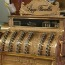 Cash register at Fiorella Brothers Sausage. Image provided by Historical Society of Pennsylvania