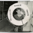 "Boy with lifesaver aboard ""Elizabeth Monroe Smith"" steamship. Image provided by Historical Society of Pennsylvania"