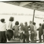 "Children on the ""Elizabeth Monroe Smith"" steamship on the Delaware River. Image provided by Historical Society of Pennsylvania"
