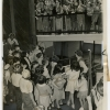 "Children on the ""Elizabeth Monroe Smith"" steamship on the Delaware River on the way to ""Soupy Island"". Image provided by Historical Society of Pennsylvania"