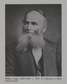 William Cramp (1807-1879). Image provided by Historical Society of Pennsylvania