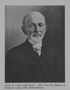 Charles H. Cramp (1828-1913). Image provided by Historical Society of Pennsylvania