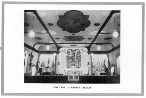 Our Lady of Angels interior