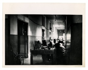 Patients at Philadelphia General Hospital