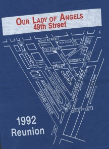 Our Lady of Angels 1992 Reunion T-shirt