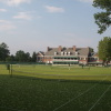 Clubhouse and Lawn Tennis Courts