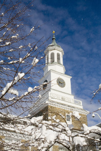 The William Penn Charter School Clock Tower