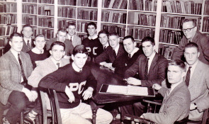 Yearbook Committee 1958