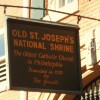 The Sign of Old Saint Joseph's